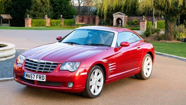 2007 Chrysler Crossfire For Sale (picture 8 of 133)