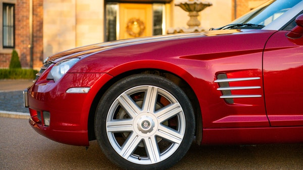 2007 Chrysler Crossfire For Sale (picture 71 of 133)