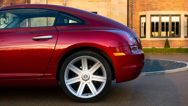 2007 Chrysler Crossfire For Sale (picture 72 of 133)