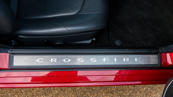 2007 Chrysler Crossfire For Sale (picture 62 of 133)