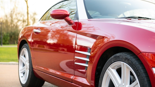 2007 Chrysler Crossfire For Sale (picture 77 of 133)