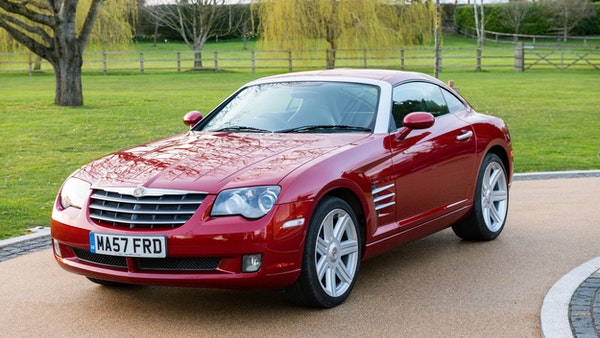 2007 Chrysler Crossfire For Sale (picture 11 of 133)