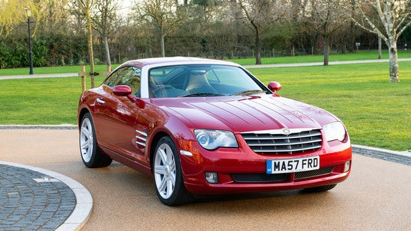 2007 Chrysler Crossfire For Sale (picture 14 of 133)