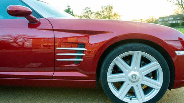2007 Chrysler Crossfire For Sale (picture 76 of 133)