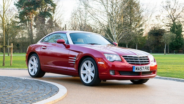 2007 Chrysler Crossfire For Sale (picture 13 of 133)