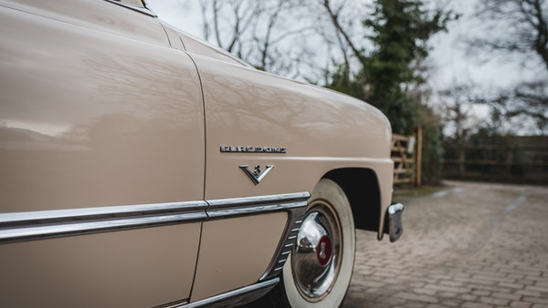 1953 Chrysler DeSoto Firedome Club Coupe For Sale (picture 33 of 71)