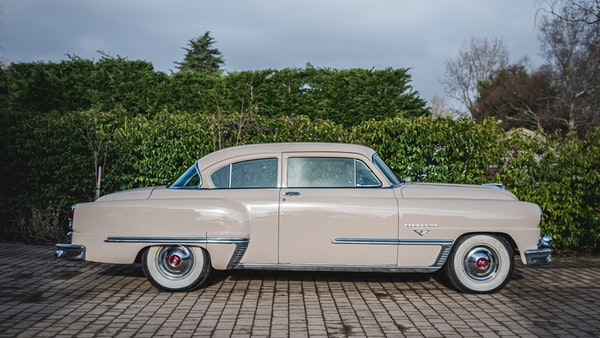 1953 Chrysler DeSoto Firedome Club Coupe For Sale (picture 7 of 71)