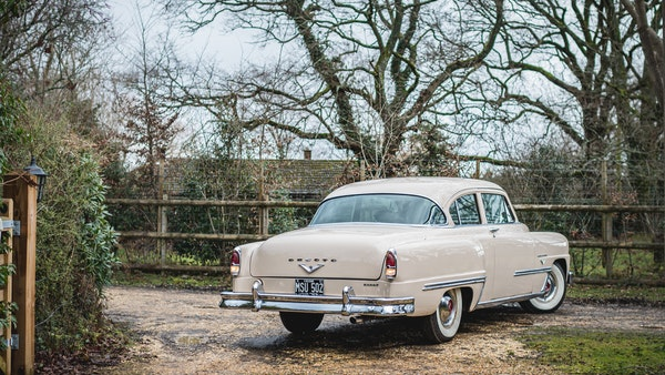 1953 Chrysler DeSoto Firedome Club Coupe For Sale (picture 4 of 71)