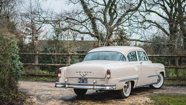 1953 Chrysler DeSoto Firedome Club Coupe For Sale (picture 6 of 71)