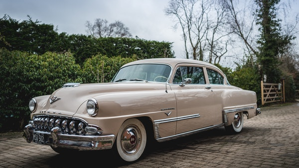 1953 Chrysler DeSoto Firedome Club Coupe For Sale (picture 10 of 71)