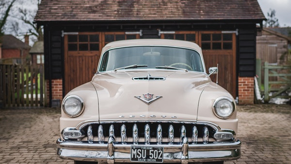 1953 Chrysler DeSoto Firedome Club Coupe For Sale (picture 3 of 71)