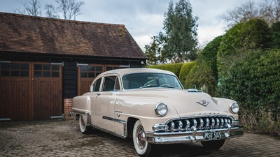 1953 Chrysler DeSoto Firedome Club Coupe