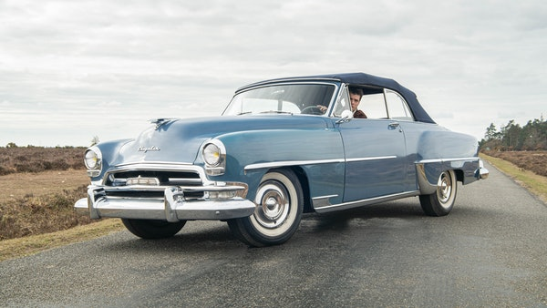 RESERVE LOWERED - 1954 Chrysler Windsor Deluxe For Sale (picture 9 of 62)