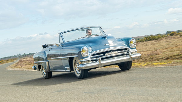 RESERVE LOWERED - 1954 Chrysler Windsor Deluxe For Sale (picture 16 of 62)