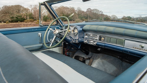 RESERVE LOWERED - 1954 Chrysler Windsor Deluxe For Sale (picture 25 of 62)