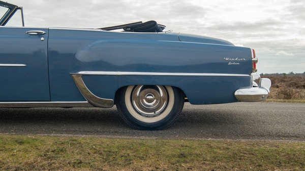 RESERVE LOWERED - 1954 Chrysler Windsor Deluxe For Sale (picture 21 of 62)