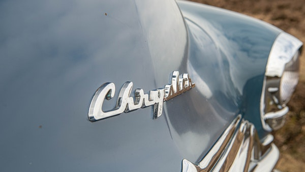 RESERVE LOWERED - 1954 Chrysler Windsor Deluxe For Sale (picture 40 of 62)