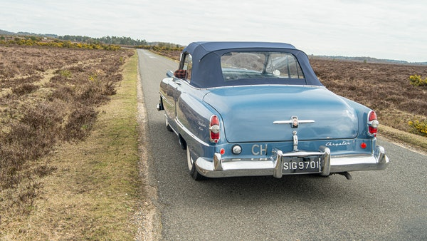 RESERVE LOWERED - 1954 Chrysler Windsor Deluxe For Sale (picture 5 of 62)