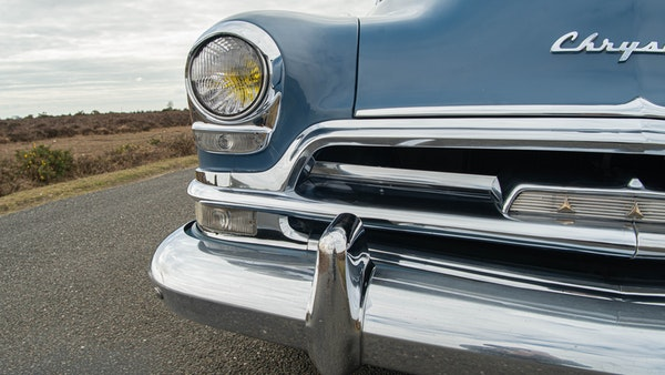 RESERVE LOWERED - 1954 Chrysler Windsor Deluxe For Sale (picture 43 of 62)