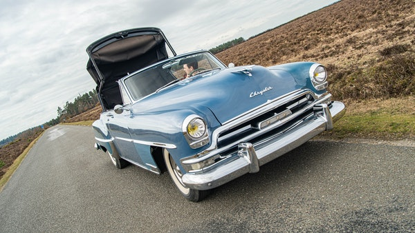 RESERVE LOWERED - 1954 Chrysler Windsor Deluxe For Sale (picture 13 of 62)
