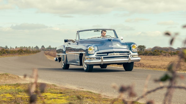 RESERVE LOWERED - 1954 Chrysler Windsor Deluxe For Sale (picture 17 of 62)