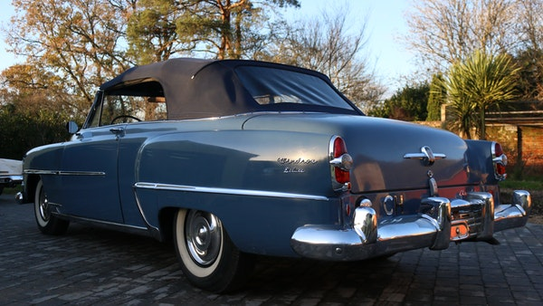 RESERVE LOWERED - 1954 Chrysler Windsor Deluxe For Sale (picture 19 of 111)
