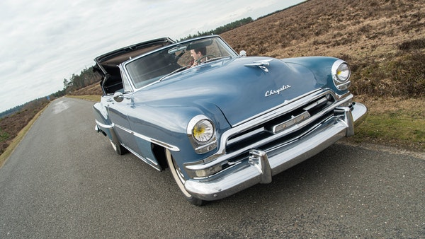RESERVE LOWERED - 1954 Chrysler Windsor Deluxe For Sale (picture 11 of 111)