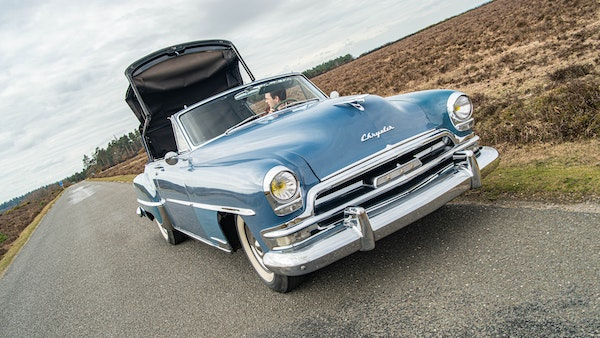RESERVE LOWERED - 1954 Chrysler Windsor Deluxe For Sale (picture 10 of 111)