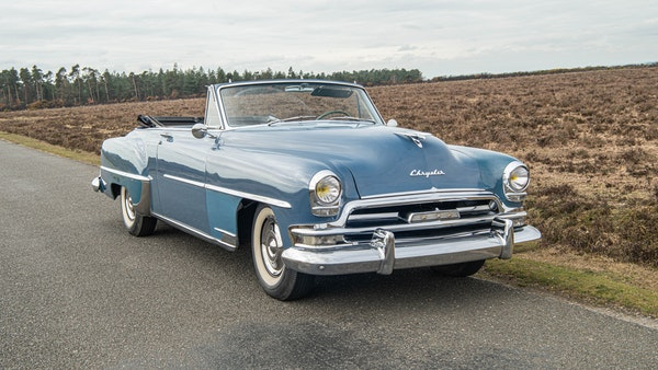 RESERVE LOWERED - 1954 Chrysler Windsor Deluxe For Sale (picture 12 of 111)