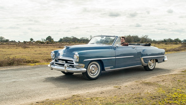 RESERVE LOWERED - 1954 Chrysler Windsor Deluxe For Sale (picture 18 of 111)