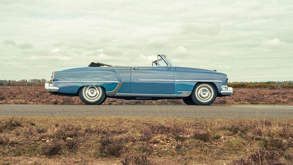 RESERVE LOWERED - 1954 Chrysler Windsor Deluxe For Sale (picture 13 of 111)