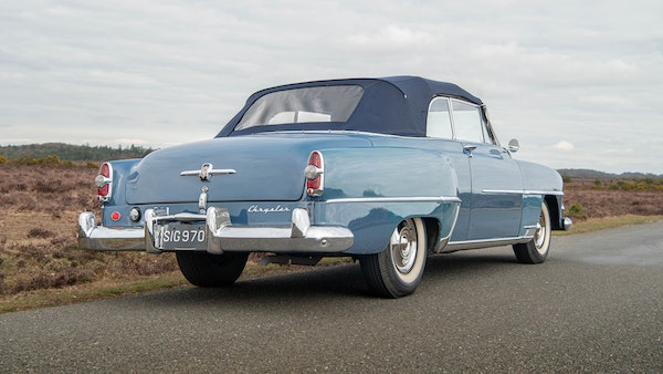 RESERVE LOWERED - 1954 Chrysler Windsor Deluxe For Sale (picture 7 of 111)