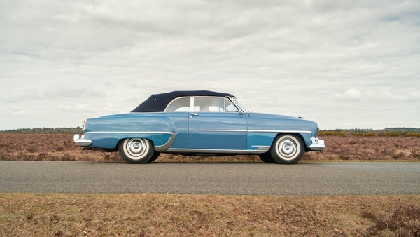 RESERVE LOWERED - 1954 Chrysler Windsor Deluxe For Sale (picture 8 of 111)