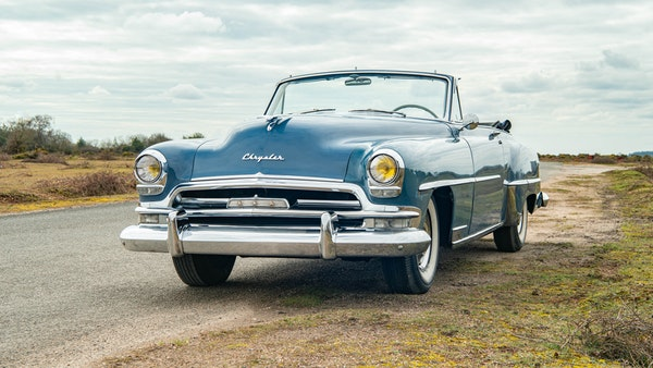 RESERVE LOWERED - 1954 Chrysler Windsor Deluxe For Sale (picture 14 of 111)