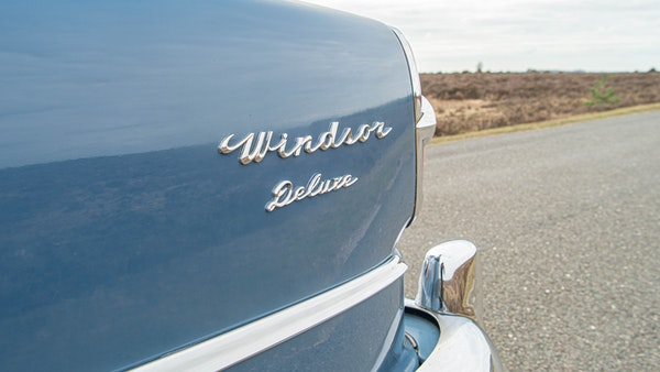 RESERVE LOWERED - 1954 Chrysler Windsor Deluxe For Sale (picture 40 of 111)