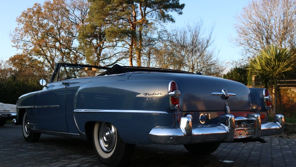 RESERVE LOWERED - 1954 Chrysler Windsor Deluxe For Sale (picture 56 of 111)