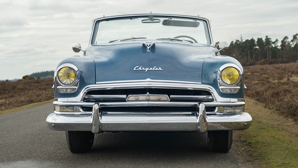 RESERVE LOWERED - 1954 Chrysler Windsor Deluxe For Sale (picture 5 of 111)