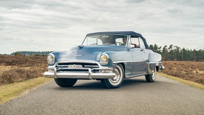 RESERVE LOWERED - 1954 Chrysler Windsor Deluxe