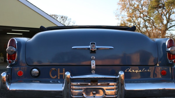 RESERVE LOWERED - 1954 Chrysler Windsor Deluxe For Sale (picture 64 of 111)