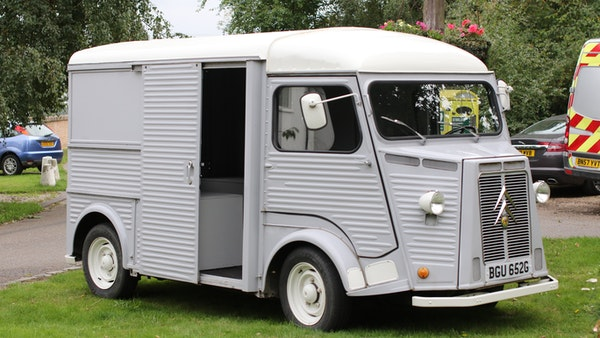 RESERVE REMOVED 1969 Citroen H For Sale (picture 7 of 138)