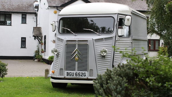 RESERVE REMOVED 1969 Citroen H For Sale (picture 3 of 138)