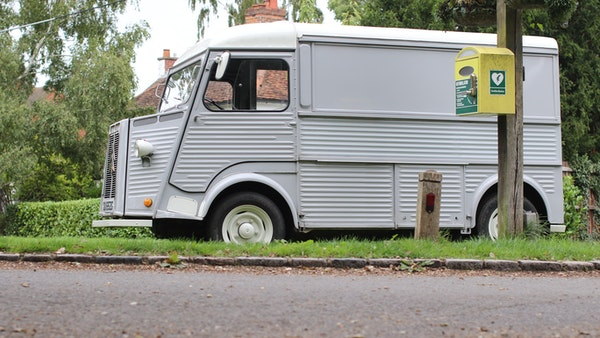 RESERVE REMOVED 1969 Citroen H For Sale (picture 8 of 138)