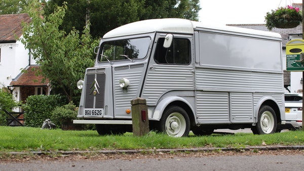 RESERVE REMOVED 1969 Citroen H For Sale (picture 4 of 138)