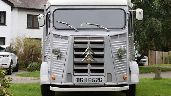 RESERVE REMOVED 1969 Citroen H For Sale (picture 6 of 138)