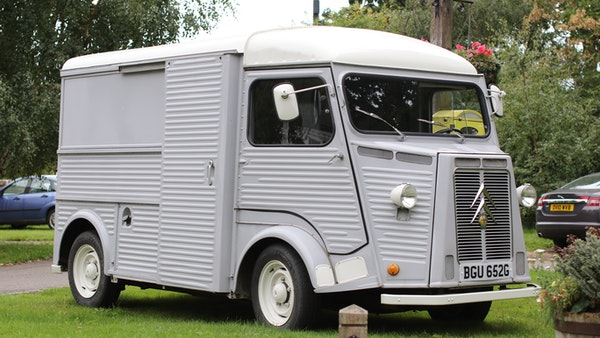 RESERVE REMOVED 1969 Citroen H For Sale (picture 1 of 138)
