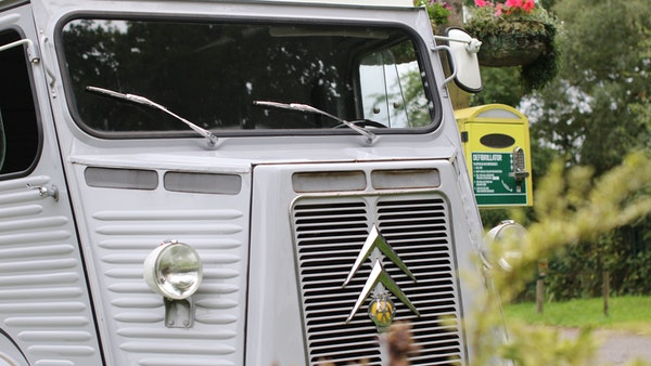 RESERVE REMOVED 1969 Citroen H For Sale (picture 56 of 138)