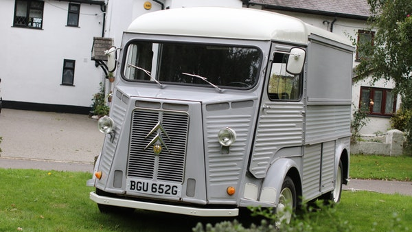 RESERVE REMOVED 1969 Citroen H For Sale (picture 9 of 138)