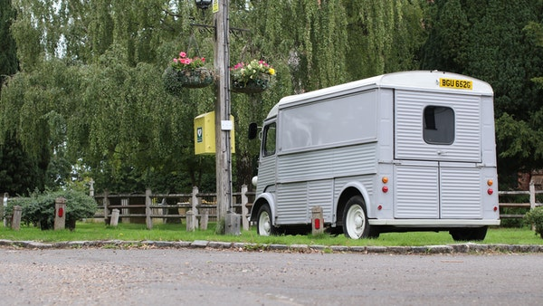 RESERVE REMOVED 1969 Citroen H For Sale (picture 5 of 138)