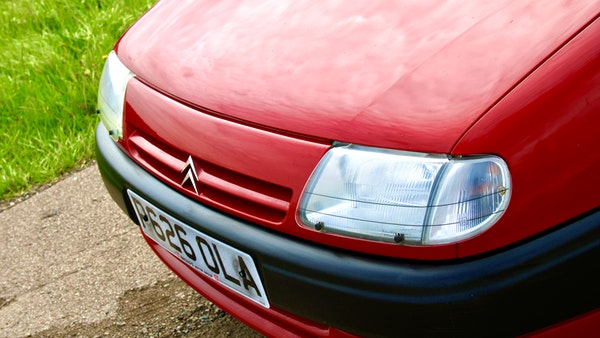 1997 Citroen Saxo 1.6i VSX Auto For Sale (picture 110 of 133)