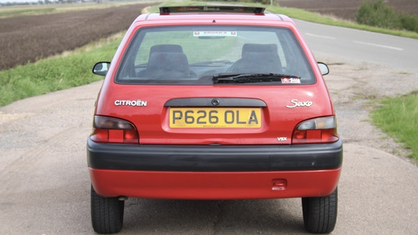 1997 Citroen Saxo 1.6i VSX Auto For Sale (picture 31 of 133)